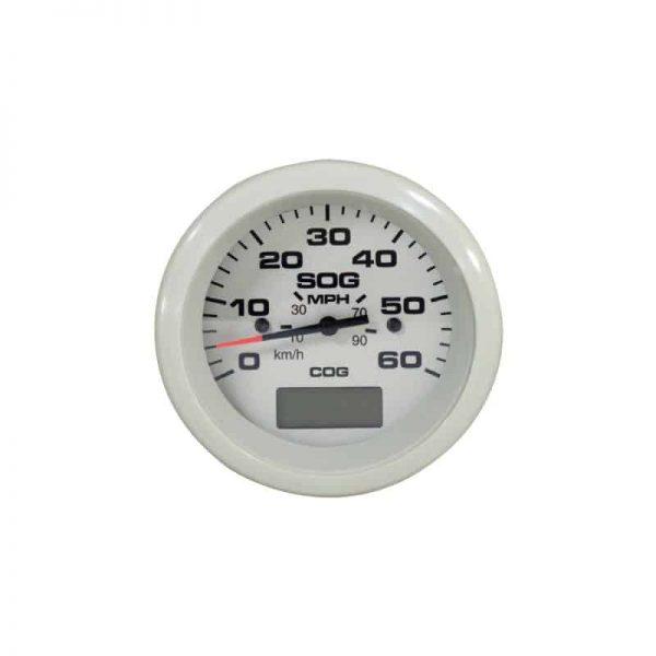 Veethree Speedo Gps Arctic White 0-60Mph