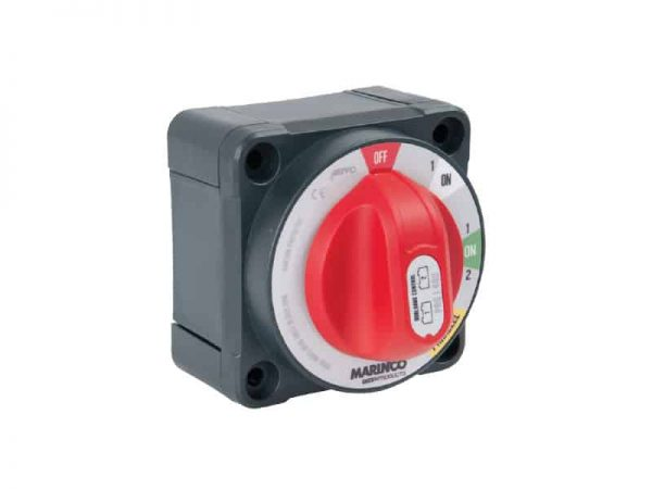 BEP Switch Battery Pro Inst Dual Bank 400A