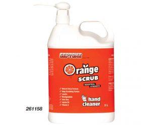 Orange Scrub Hand Clean 500Ml
